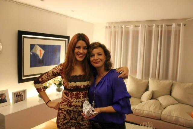 Foto de Raquel y Blanca, bloggeras