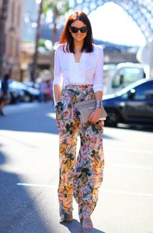 piyama trousers in Paris
